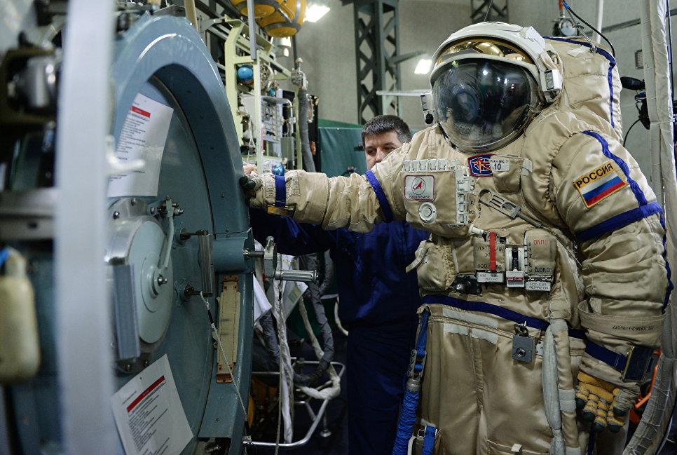 «Роскосмос» прорабатывает вопрос о реабилитации космонавтов на Кубе