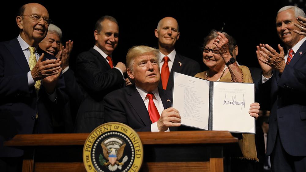 «Эта сделка порождает насилие»: Трамп денонсировал соглашение Обамы по либерализации отношений с Кубой