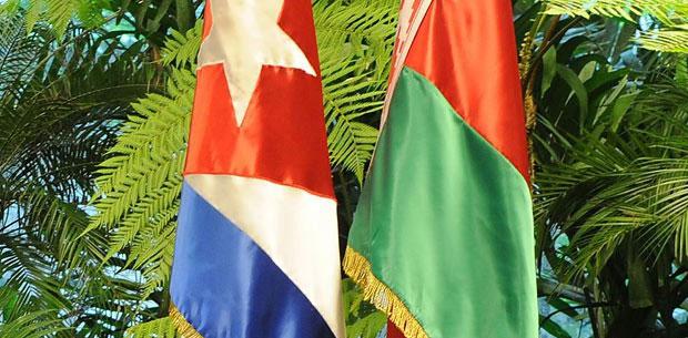 Куба и Беларусь укрепляют связи дружбы и сотрудничества