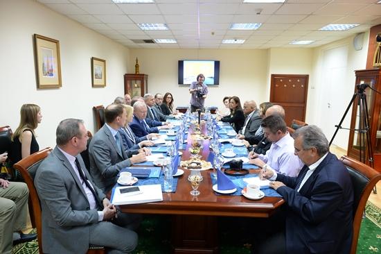 В «Экспоцентре» состоялись российско-кубинские переговоры