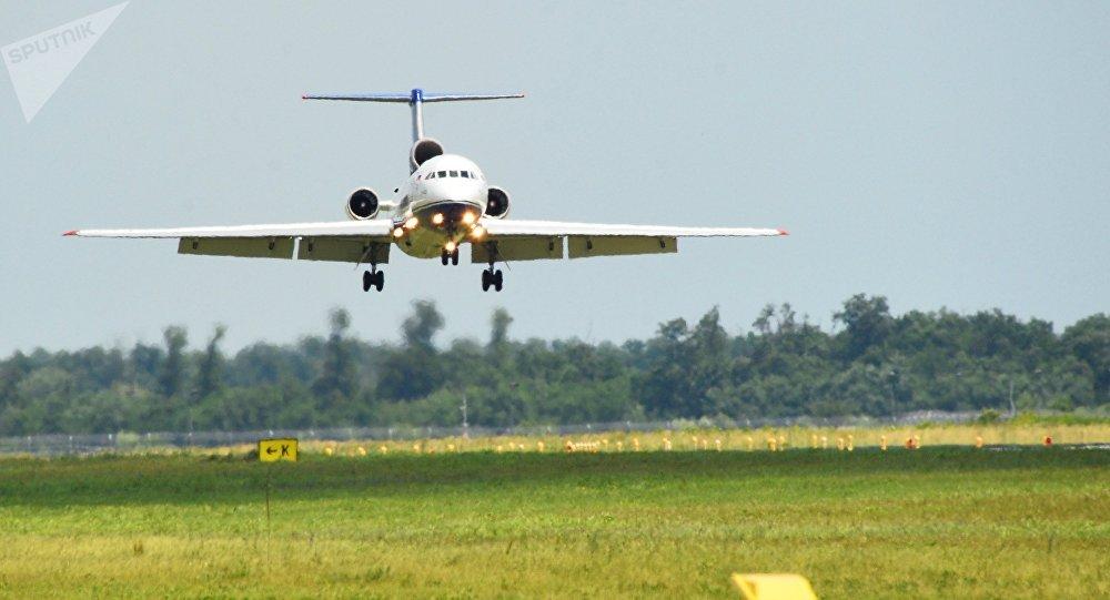 Россия отправит на Кубу самолёт, который генерирует облака для борьбы с засухой