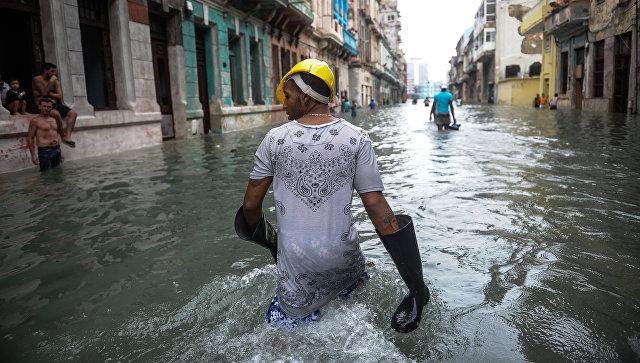 МЧС отправит стройматериалы на пострадавшую от урагана Кубу
