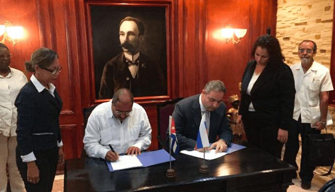 Куба выразила заинтересованность в поставках морских судов российского производства
