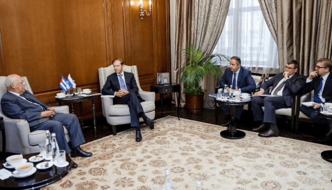 Россия и Куба расширяют партнерство в области промышленности и торговли