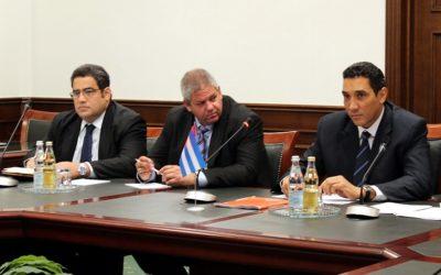 Состоялось заседание рабочей группы по транспорту Межправительственной Российско-Кубинской Комиссии
