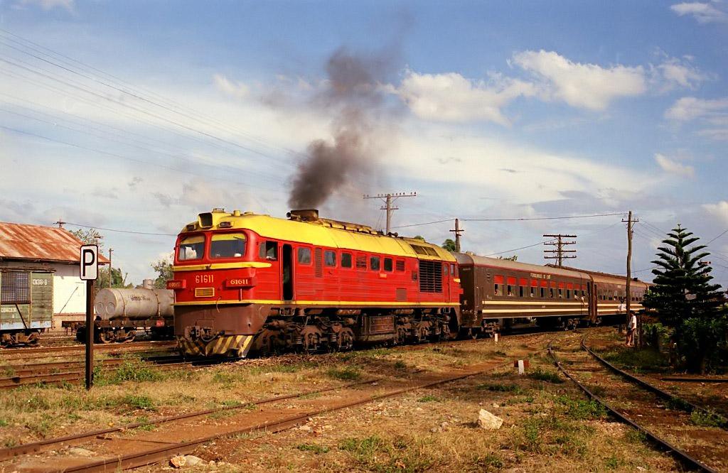 В Минпромторге надеются на заключение соглашения о модернизации железных дорог на Кубе