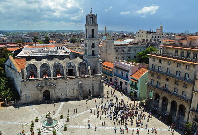 Россия разместит на Кубе измерительную станцию ГЛОНАСС