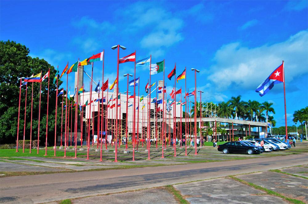 XXXVI Международная Гаванская выставка-ярмарка FIHAV 2018 в выставочном комплексе EXPOCUBA