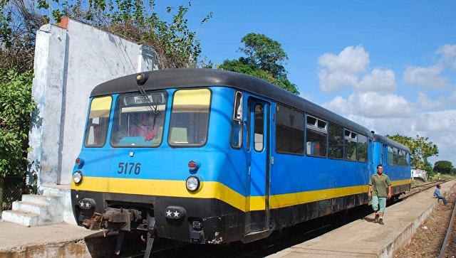 Правительство одобрило проект соглашения о железных дорогах на Кубе