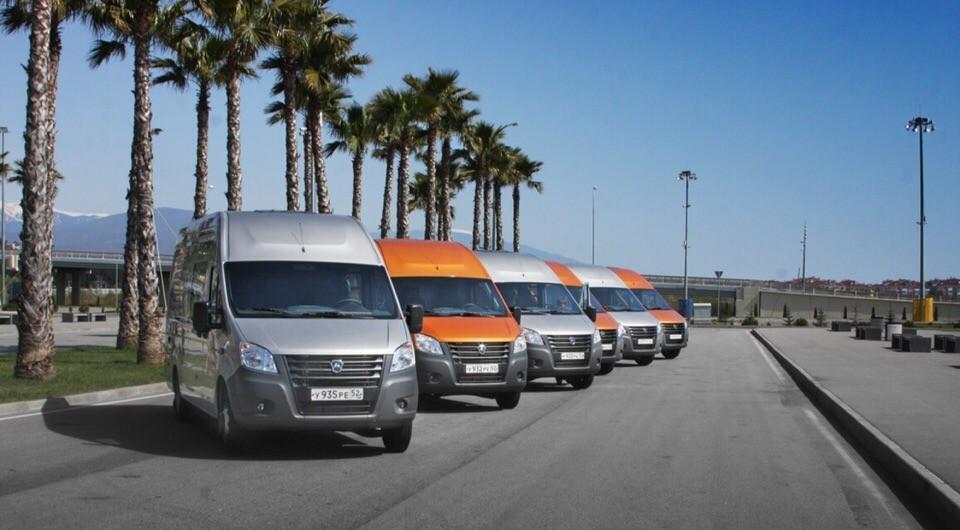 Россия поставила Кубе 450 микроавтобусов «Газель»