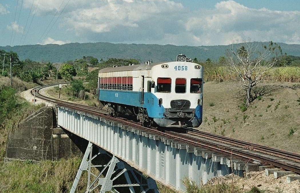 Россия займется модернизацией железных дорог на Кубе