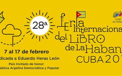 На Кубе открылся Международный праздник книги