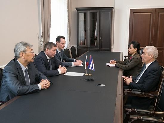 Посол Кубы назвал Волгоград особым местом для своего народа