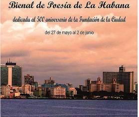 Начинается первый бьеннале поэзии в Гаване