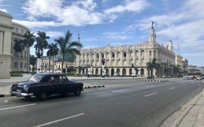 Матвиенко анонсировала визит Медведева на Кубу