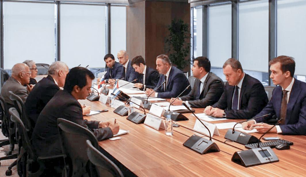 Россия и Куба обсудили взаимодействие в промышленной сфере