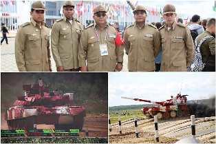 Куба укрепляет сотрудничество с Россией на фестивале Армейских игр