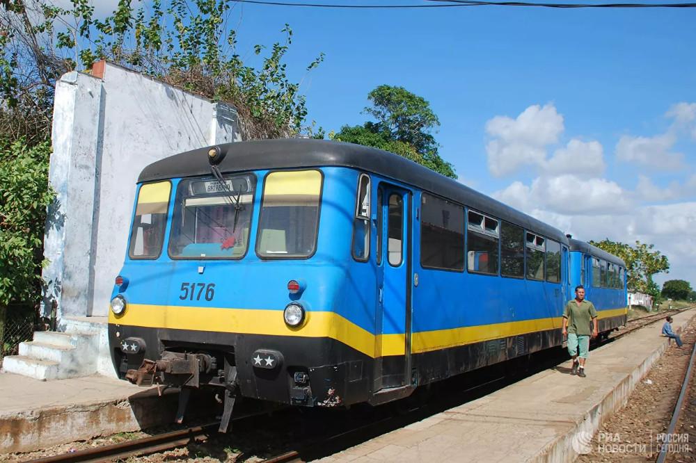 Россия и Куба готовят модернизацию железных дорог на острове