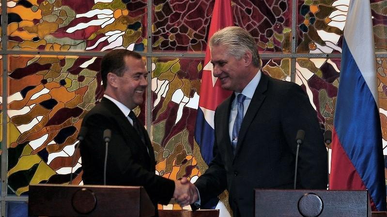 Россия и Куба укрепляют свои исторические связи
