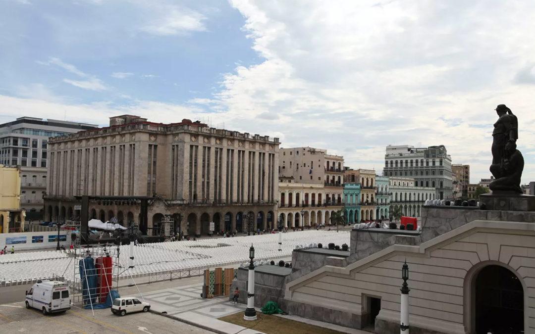 500 лет столице Кубы Гаване